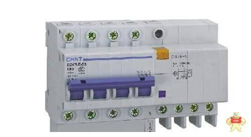 漏电断路器原理以及安装注意事项