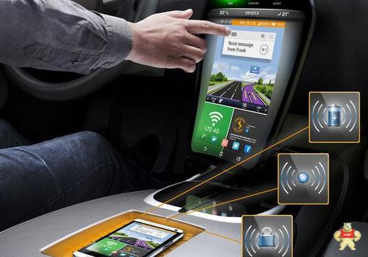 车载触摸屏与交通安全的关系