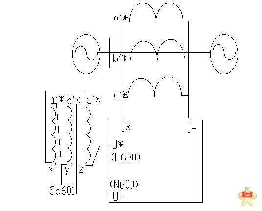 零序功率方向继电器接线正确性判定和校验