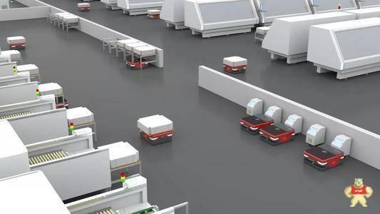 施耐德物流上海运营智能转型