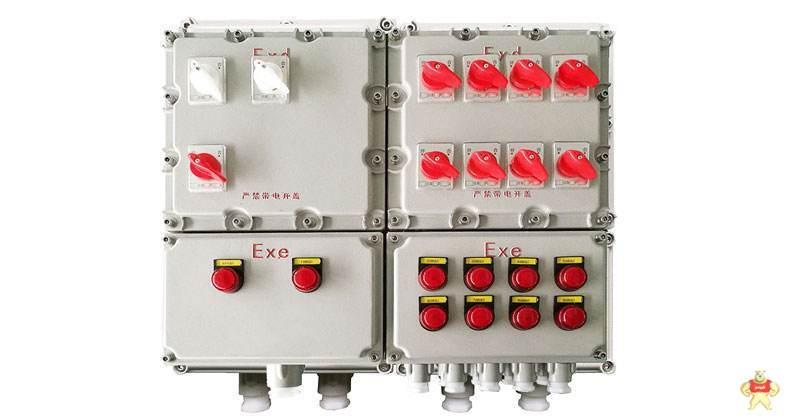 防爆配电箱行业发展迅猛