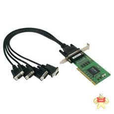 CP-104UL 通用 PCI 多串口通讯卡