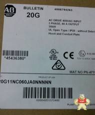 20G11NC060JA0NNNNN