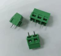 螺钉式PCB接线端子KF127 GX127 EX127-2P 3P可拼接无数