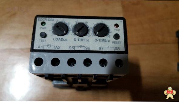 施耐德EOCR(原韩国三和)-经济型马达保护器EOCRDS3-30S 施耐德EOCR,马达保护器,电子式继电器,韩国三和SAMWHA,电动机保护器