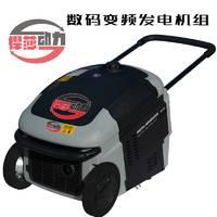 户外装备家用房车3kw数码变频四冲程汽油发电机220V全铜低噪音