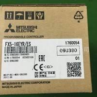 三菱FX5-16EYR/ES全新原装现货PLC可编程控制器