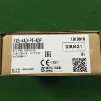 三菱FX5-4AD-PT-ADP全新原装现货PLC可编程控制器