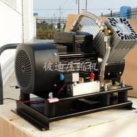 彼迪生产新能源汽车专用无油静音空压机  物流电动车载无油空压机