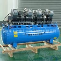 厂家供应气动工具专用无油空压机 品质保障 加工中心配套专油空压机 无油空压机品牌