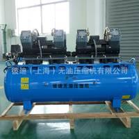 厂家直销无油静音空压机 高压无油静音空压机  水处理专用空压机