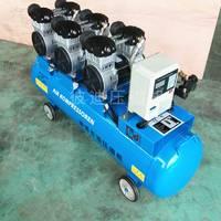 厂家彼迪供应色谱仪专用无油空压机德国进口无油静音空压机技术