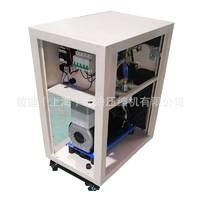 静音无油空压机 小型无油静音箱体机 医用、实验室配套静音空压机