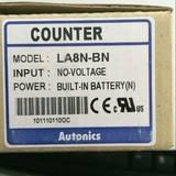 韩国奥托尼克斯AUTONICS计数器计时器LA8N-BN