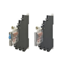 欧姆龙纤薄型I/O继电器G2RV-SR500 AC200