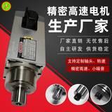 东莞切割电机厂家供应M50高速主轴电机 CHI数控机床切割电机