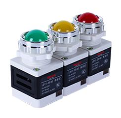 德力西指示灯 LD11-25/40 信号灯 黄色 绿色 红色 AD11