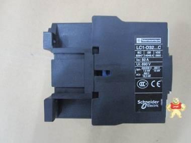 SCHNEIDER LC1-D3201 交流接触器 交流接触器