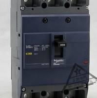施耐德 EZD630E3630K EZD 塑壳断路器