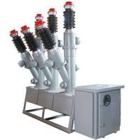步捷电器 LW8-40.5 六氟化硫断路器LW8-35