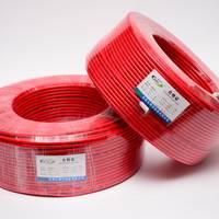 防水耐高温地暖线,电地暖厂家,220V-20W/M