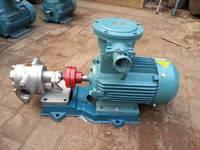 厂家直销KCB18.3齿轮泵 压力稳小流量的齿轮油泵