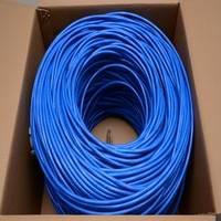 森普特 CAT6 厂家直销 六类网线厂家 无氧铜0.57