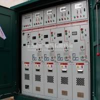 上海巨广电气 10kv 12kv 高压充气柜环网柜 全绝缘全密封柜