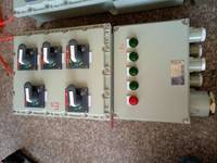 浙创防爆 BXMD BXM54防爆照明(光电效应)配电箱 铝合金防爆照明配电箱