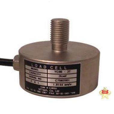 韩国Setech YC60-50K/100K/200K/500K/1T/2T/3T/5T/10T/20T YC60-2T传感器,YC60-50K传感器,YC60-100K传感器,YC60-500K传感器,YC60-3T传感器