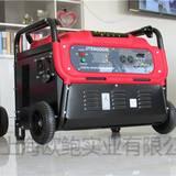 大泽动力 JTE8000IS 8KW数码变频发电机