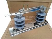 巨广电气 HGW26 ABB柱上高压隔离刀闸 10千伏 630A HGW26-12KV/630A 10KV隔离开关