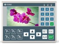中达优控PLC一体机 FM-20MR-6MT-430-FX-A 彩色文本一体机