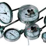 WSS双金属温度计/数字温度计/电阻就地显示仪金湖中泰厂家直销全国包邮 金湖中泰仪表有限公司