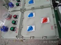 厂家供应 防爆配电箱 不锈钢防爆配电箱 防爆箱500X400X200 安徽创跃防爆电气有限公司