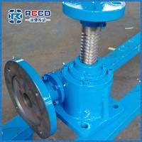 厂家定做多台联动电动丝杆升降机 定做重型螺旋电动丝杠升降机