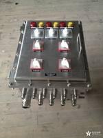 飞航防爆不锈钢配电箱 FXK-G-A3B2D3K1 不锈钢控制箱