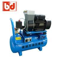 上海无油空压机,实验室医疗、制药专用静音无油空压机 高压无油空压机  彼迪