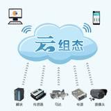 云组态 基于浏览器的HMI/SCADA图形化组态云 采集器 工业智能云网关 组态网关