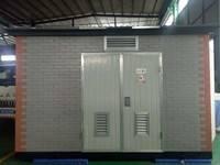 箱式变压器价格-100KVA小区用智信箱式变压器厂家