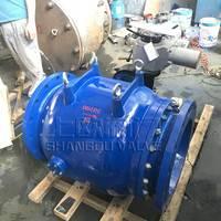 电动调流调压阀 电动多功能水电站专用活塞式电动调流阀