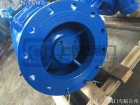 电动铸钢调流调压阀 水利灌溉阀
