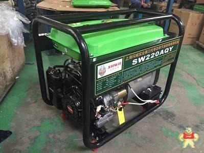 220a汽油机发电电焊机