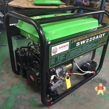 220a汽油机发电电焊机 发电电焊机,电焊机,发电机