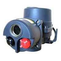 NAC06-1、QT06-1角行程电动执行器,0-90度控制阀门动作