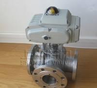 Q941M、Q941F电动高温球阀PN16