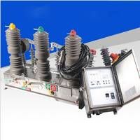 ZWM9-12柱上智能分界断路器 (带重合闸控制器)