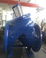 jd745x多功能水泵控制阀 多功能水力控制阀 球铁阀门