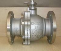 Q41F型浮动软密封球阀PN16~PN63