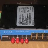 MIEN6208-2M-ST02-DC24 8口百兆网管型卡轨式以太网交换机
